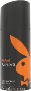 Playboy Miami Playboy Desodorante Vaporizador 150ml