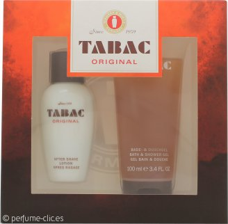 Mäurer & Wirtz Tabac Original Set de Regalo 50ml After Shave + 100ml Gel de Ducha