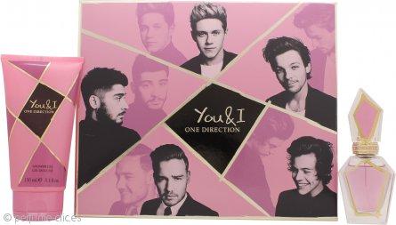 One Direction You & I Set de Regalo 30ml EDP + 150ml Gel de Ducha