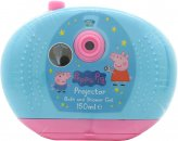 Peppa Pig Bath Projector Gel de Ducha y Baño 150ml