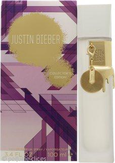 Justin Bieber Collector's Edition Eau de Parfum 100ml Vaporizador
