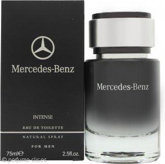 Mercedes Benz Intense Eau de Toilette 75ml Vaporizador