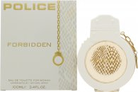 Police Forbidden for Woman Eau de Toilette 100ml Vaporizador