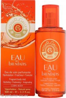 Roger & Gallet Jean-Marie Farina Eau des Bienfaits Eau Soin Perfume 100ml Vaporizador