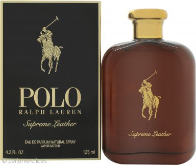 Ralph Lauren Polo Supreme Leather Eau De Parfum 125ml Vaporizador