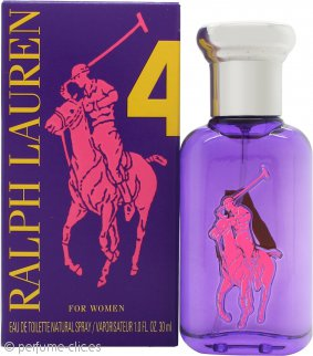 Ralph Lauren Big Pony 4 for Women Eau de Toilette 30ml Vaporizador