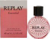 Replay Essential for Her Eau de Toilette 40ml Vaporizador