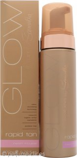 Samantha Faiers Glow Self Tan Rapid Bronceado Instantáneo Mousse 200ml