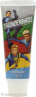 Thunderbirds Pasta de Dientes 75ml (Scott - Alan - Gordon)