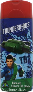 Thunderbirds Gel de Baño y Ducha 400ml