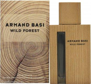 Armand Basi Wild Forest Eau de Toilette 50ml Vaporizador