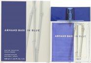 Armand Basi Basi In Blue Eau De Toilette 100ml Vaporizador