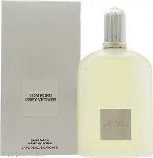 Tom Ford Grey Vetiver Eau De Parfum 100ml Vaporizador