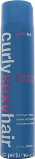 SexyHair Curly Sexy Hair Acondicionador Hidratante 300ml