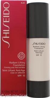 Shiseido Radiant Lifting Base 30ml FPS15 - B20 Natural Light Beige