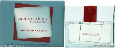 Ungaro Apparition Eau de Toilette 30ml Vaporizador