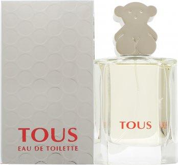 Tous Tous (Silver) Eau De Toilette 30ml Vaporizador