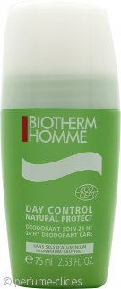 Biotherm Homme Organic 24hrs Roll On Desodorante 75ml