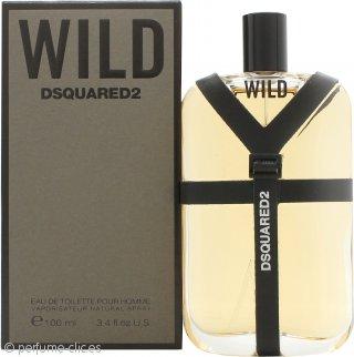 Dsquared2 Wild Eau de Toilette 100ml Vaporizador