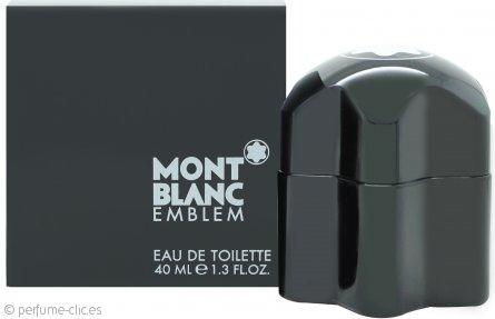 Mont Blanc Emblem Eau de Toilette 40ml EDT Vaporizador