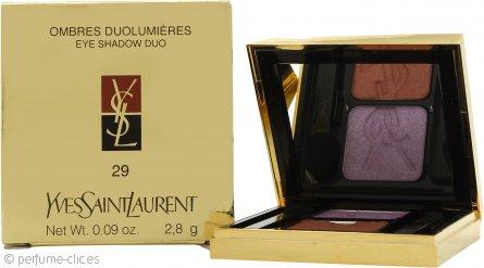Yves Saint Laurent Ombre Duo Lumieres Sombra de Ojos 2.8g - No 29