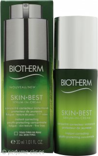 Biotherm Skin Best Serum In Crema 30ml - Todo Tipo de Pieles