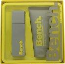 Bench 24-7 For Him Set de Regalo 100ml EDT + 175ml Gel de Ducha