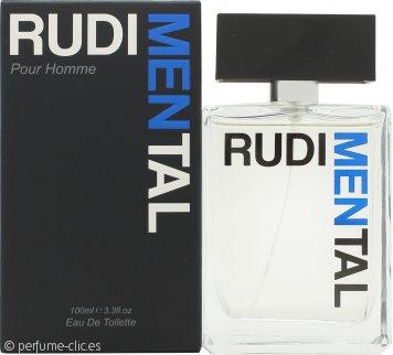 RudiMENtal Blue Eau de Toilette 100ml Vaporizador