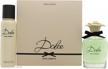 Dolce & Gabbana Dolce Set de Regalo 75ml EDP Vaporizador + 100ml Loción Corporal