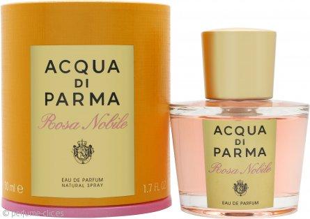 Acqua di Parma Rosa Nobile Eau de Parfum 50ml Vaporizador