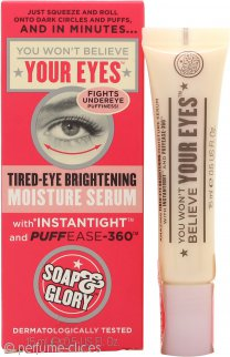 Soap & Glory You Wont Believe Your Eyes Tired-Eye Brightening Serum Hidratante 15ml