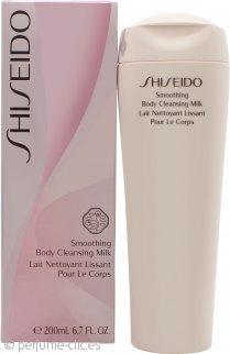 Shiseido Smoothing Body Leche Limpiadora 200ml