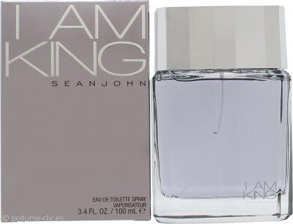 Sean John I Am King Eau de Toilette 100ml Vaporizador