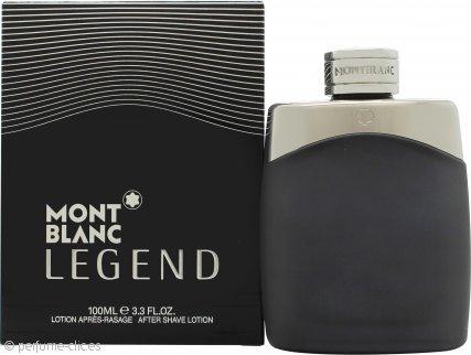 Mont Blanc Legend Loción Aftershave 100ml Splash