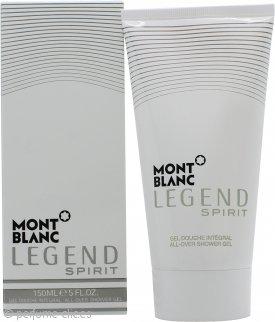 Mont Blanc Legend Spirit Gel de Ducha Completo 150ml