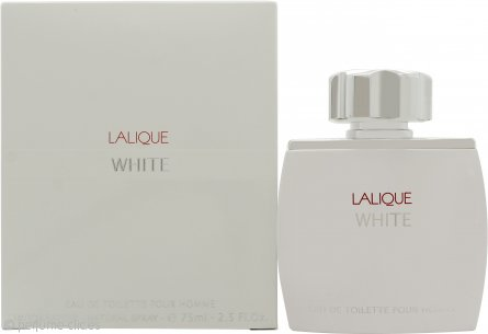 Lalique Lalique White Eau de Toilette 75ml Vaporizador