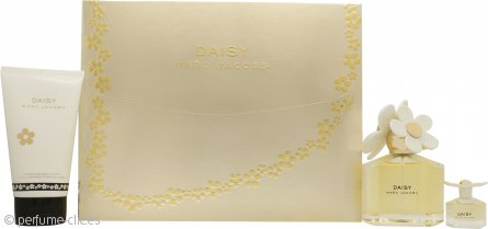 Marc Jacobs Daisy Set de Regalo 100ml EDT + 150ml Loción Corporal + 4ml EDT