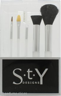 S-T-Y Designs Set de Brochas 6 Unidades