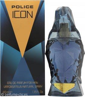 Police Icon For Man Eau de Parfum 40ml Vaporizador