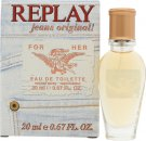 Replay Jeans Original for Her Eau de Toilette 20ml Vaporizador