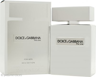 Dolce & Gabbana The One for Men Platinum Limited Edition Eau de Toilette 50ml Vaporizador