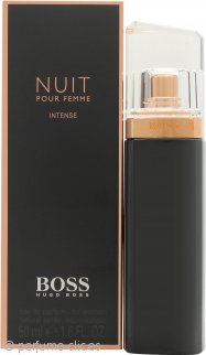 Hugo Boss Boss Nuit Pour Femme Intense Eau de Parfum 50ml Vaporizador