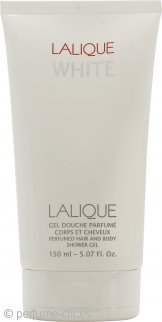 Lalique Lalique White Gel de ducha 150ml