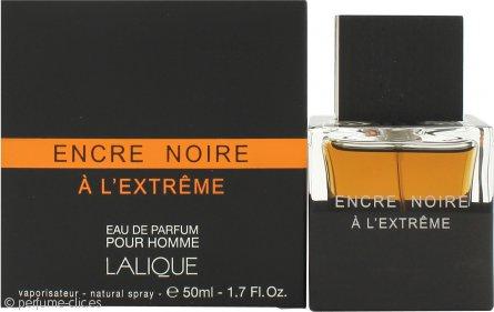 Lalique Encre Noire A L`Extreme Eau de Parfum 50ml Vaporizador