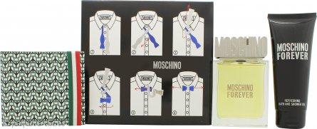 Moschino Moschino Forever Set de Regalo 100ml EDT + 100ml Gel de Ducha + Bolsa Neceser
