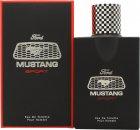 Mustang Mustang Sport Eau de Toilette 100ml Vaporizador