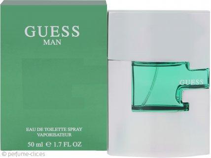 Guess Guess Man Eau de Toilette 50ml Vaporizador