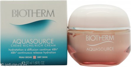Biotherm Aquasource Creme Crema Facial 50ml Pieles Secas