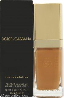 Dolce & Gabbana Perfect Luminous Base Líquida 30ml - 150 Almond