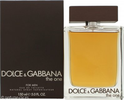 Dolce & Gabbana The One Eau de Toilette 150ml Vaporizador